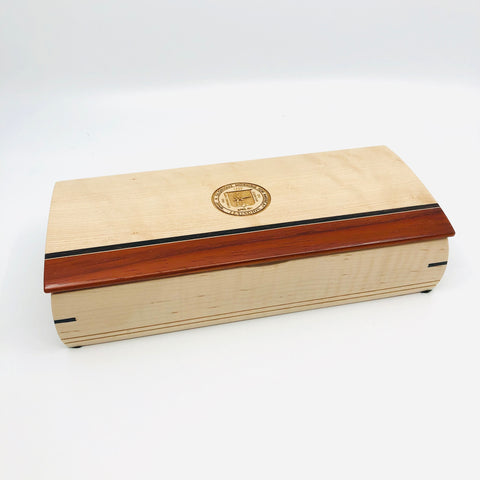 Lexington Engraved Valet Box