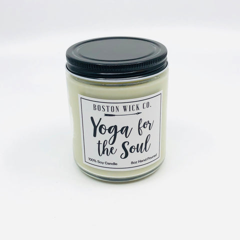 Soy Candles - Yoga for the Soul