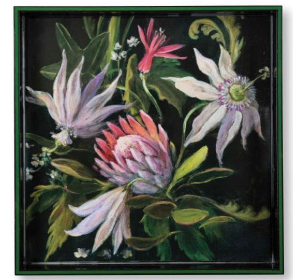 Art Tray - Protea