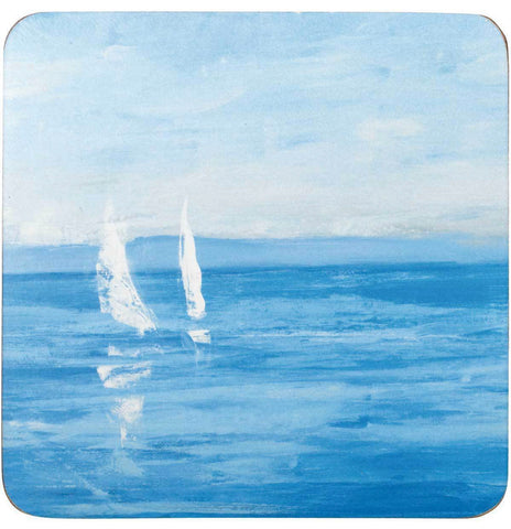 Art Coasters Open Sail