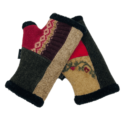 Handcrafted Fingerless Gloves