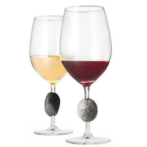 SeaStones Touchstone Wine Glass