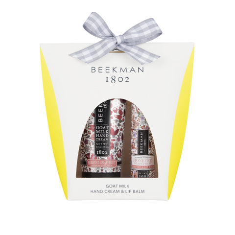 Beekman Honeyed Grapefruit 2PC Gift Set