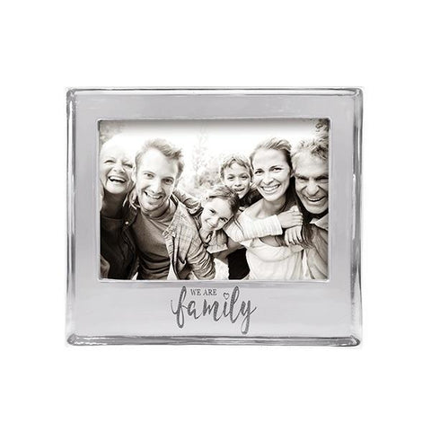 "Mariposa ""We are Family"" 5x7 Frame"