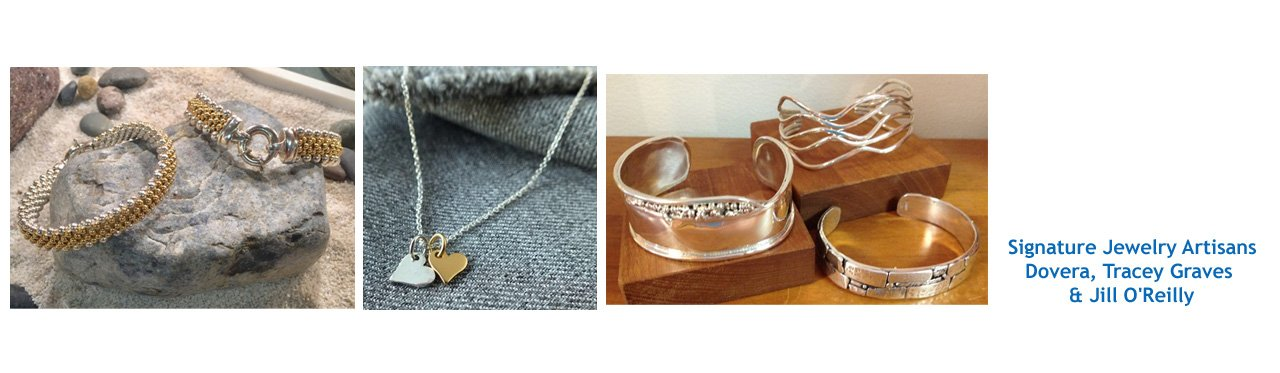 Local Jewelry Artisans Dovera & Jill O'Reilly