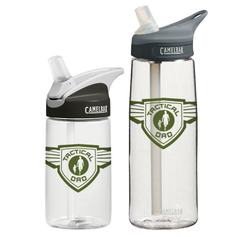 NEW! Tactical Dad Camelbak Eddy<sup>&reg;</sup> Water Bottles