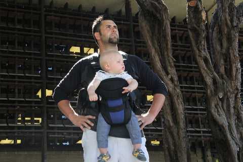 Tactical Dad baby carrier