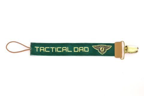 Tactical Dad<sup>&reg;</sup> Pacifier Clip - Tactical Dad®