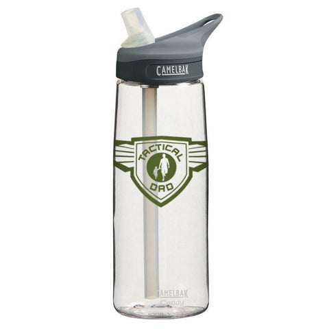 Tactical Dad Camelbak Eddy | Adult Spillproof Bottle