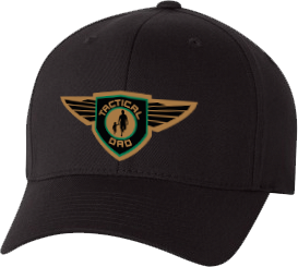 TD Flexfit Hat - Tactical Dad®