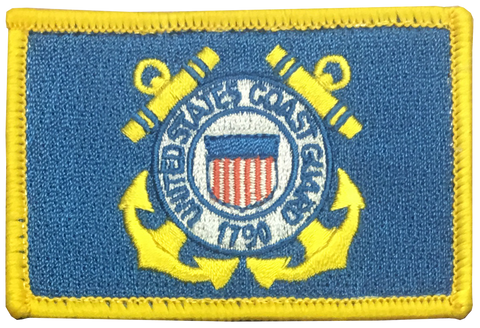 United States Coast Guard Patch - Tactical Dad®