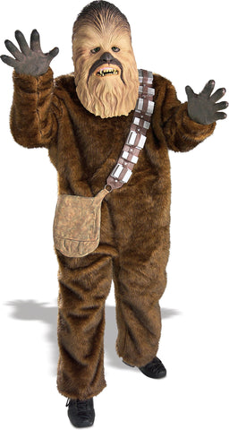 Star Wars Chewbacca Super Deluxe Child Costume