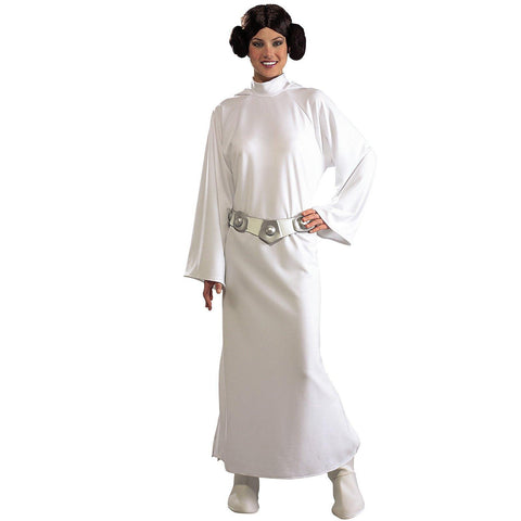 Star Wars  Princess Leia Deluxe Adult Costume