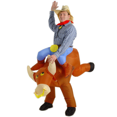 The Illusion Bull Rider  Adult