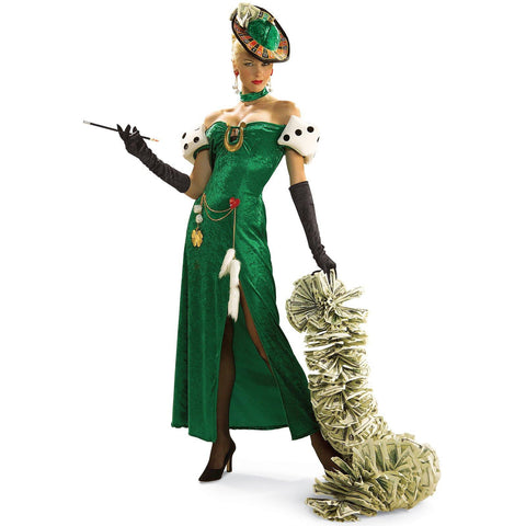 Lady Luck Adult Costume