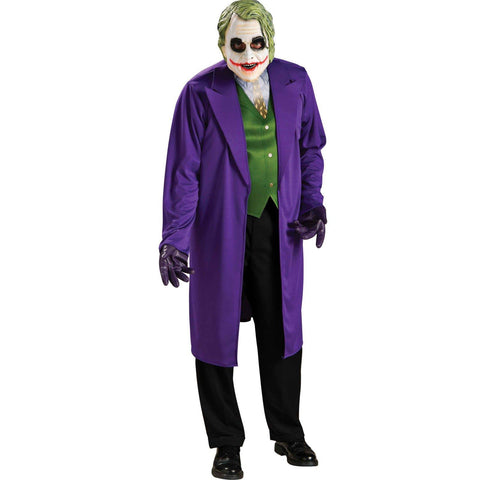 Batman Dark Knight The Joker Adult Costume