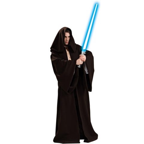 Star Wars Super Deluxe Jedi Robe Adult  Costume