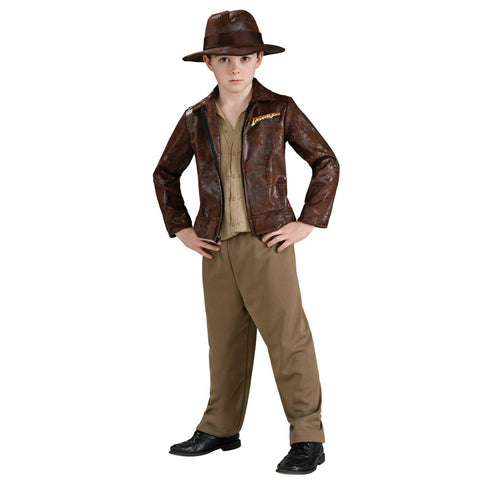 Indiana Jones - Deluxe Indiana Child Costume
