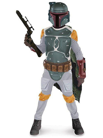 Star Wars: Boba Fett Child Costume