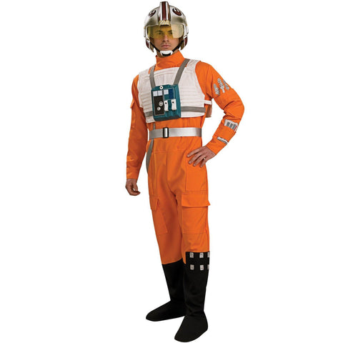 Star Wars Clone Wars X-Wing Fighter Pilot Adult