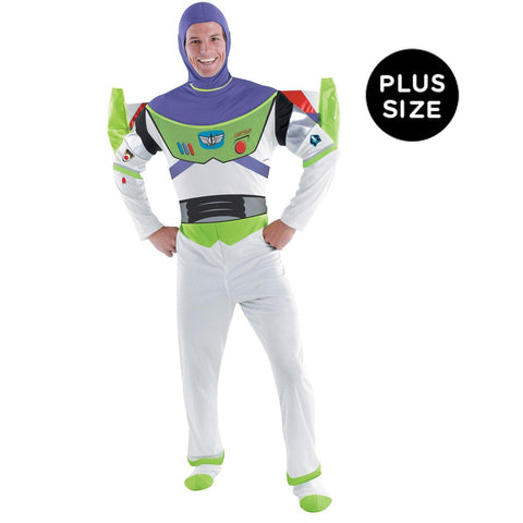 Disney Toy Story - Buzz Lightyear Deluxe Adult Costume