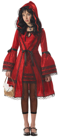 Red Riding Hood Tween Costume