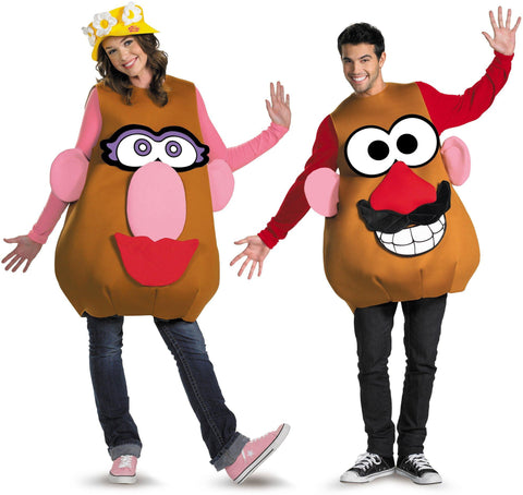 Mr. or Mrs. Potato Head Deluxe Adult Costume