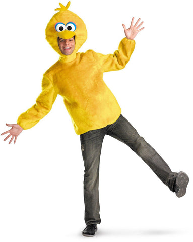 Sesame Street - Big Bird Male Adult Costume
