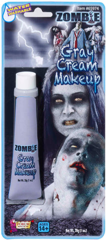 Zombie Grey Makeup Tube