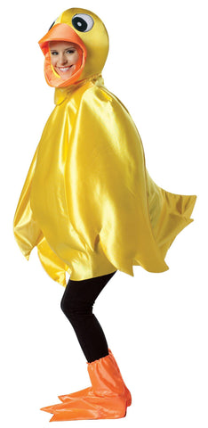 Yellow Ducky Adult Costume