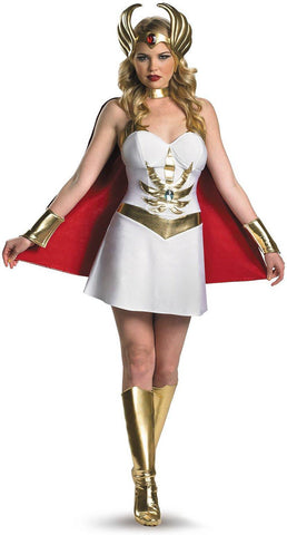 Masters Of The Universe - She-Ra Adult Costume