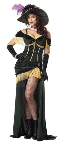 Saloon Madame Adult Costume