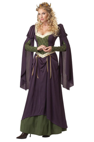 Lady in Waiting Adult Costume