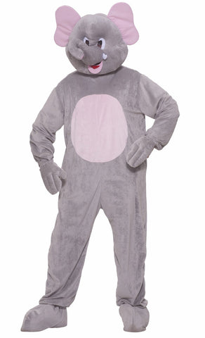 Elephant Plush Adult Costume