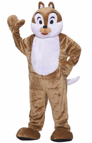 Chipmunk Deluxe Mascot Adult Costume