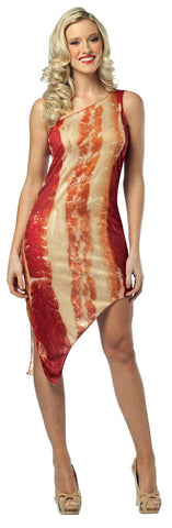 Bacon Dress Adult Costume