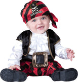 Cap'n Stinker Pirate Infant / Toddler Costume