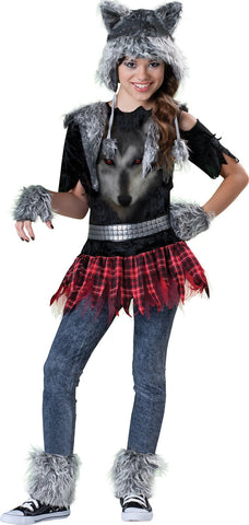 Wear Wolf Tween Costume