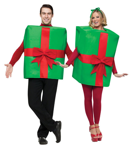 Gift Box Adult Costume