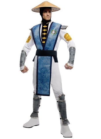 Mortal Kombat Raiden Adult Costume