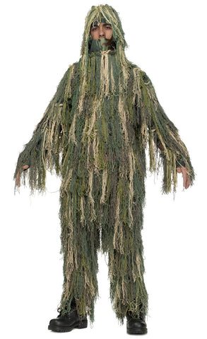 Ghillie Suit Child Costume