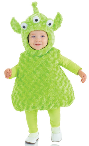 Alien Toddler/Child Costume