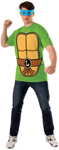 Teenage Mutant Ninja Turtles Leonardo Adult T-Shirt Kit