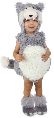 Vintage Wolf Infant/Toddler Costume