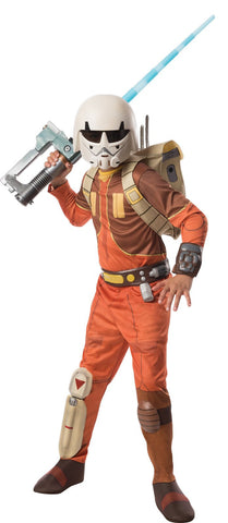 Star Wars Rebels - Deluxe Ezra Child Costume
