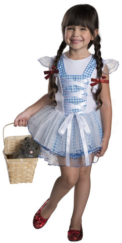 Wizard of Oz - Girls Tutu Dorothy Costume