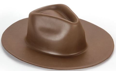 Foam Hat Brown