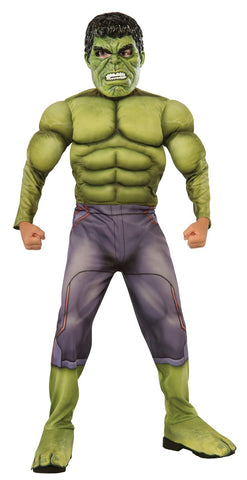 Avengers 2 Deluxe Hulk Child Costume