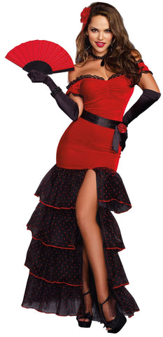Flamenco Adult Costume