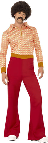 Authentic 70's Guy Adult Costume